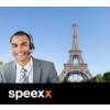 Speexx Französischkurs mit Live-Schulung