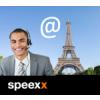 Speexx Französischkurs mit Live-Schulung und persönlichem Coaching