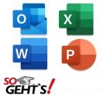 Office 365 - rissip Onlinekurs - SoGeht's